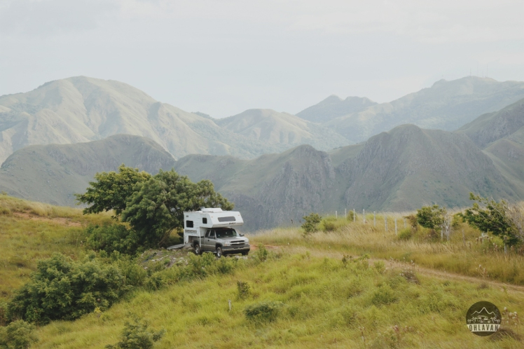 Chevy Silverado, campertruck, vanlife, Altos de Campana, adventure, explore, mountains, camping, roadtrip, Panama, Central America