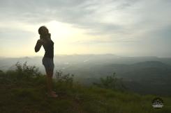 Altos de Campana, sunrise, morning, Panama, Central America, roadtrip, offroad, camping, vanlife