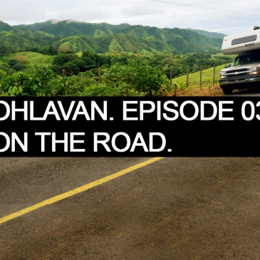 Ohlavan, roadtrip, adventure, overland, Panamerican Highway, Basque, Haitian, Panama to Alaska, youtube