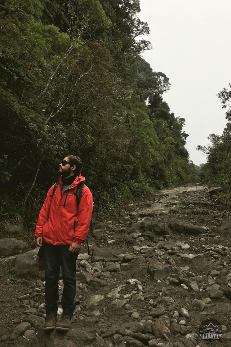 Volcán Barú, Boquete, Chiriquí, Panamá, Ohlavan, campertruck