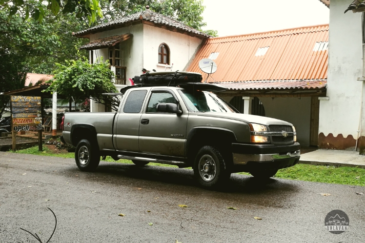 Santa Catalina, Veraguas, Panamá, Ohlavan, campertruck