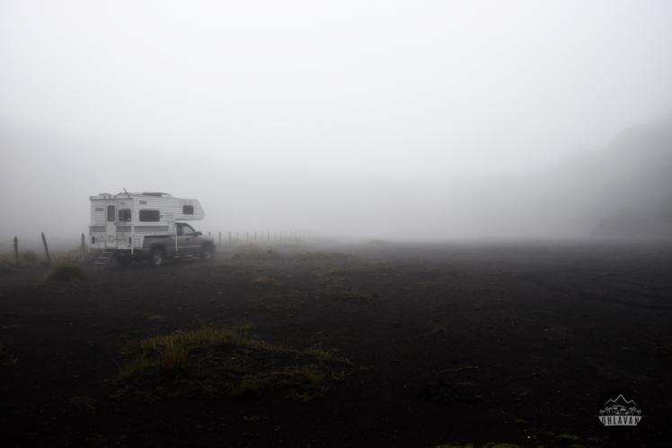 Volcán, Irazú, Volcano, Parque Nacional, cráter, nature, campertruck, Ohlavan, Costa Rica, Overlander