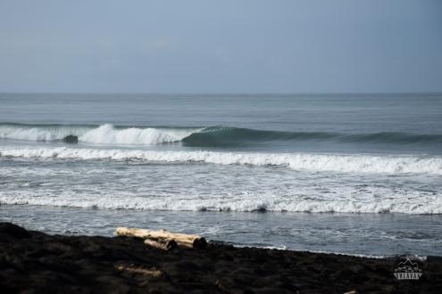Playa Hermosa, Puntarenas, surf, surfing, barrel, wave, sunrise, nature, adventure, wild, Ohlavan, Costa Rica