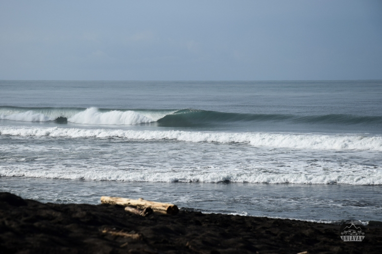Playa Hermosa, Puntarenas, surf, surfing, barrel, wave, sunrise, nature, adventure, wild, Ohlavan, Costa Rica