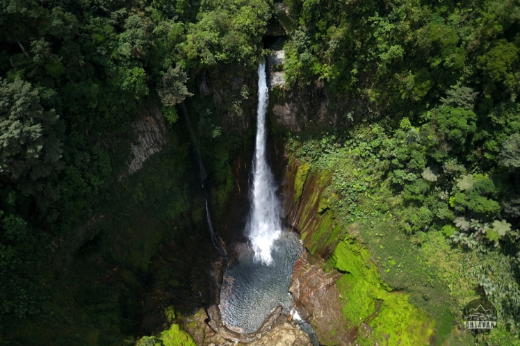 waterfall, river, water, cascada, El Toro, nature, explore, adventure, Bajos del Toro, Costa Rica, Dron, DJI, Mavic