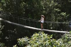 waterfall, river, water, cascada, Tesoro Escondido, nature, explore, adventure, Bajos del Toro, Costa Rica