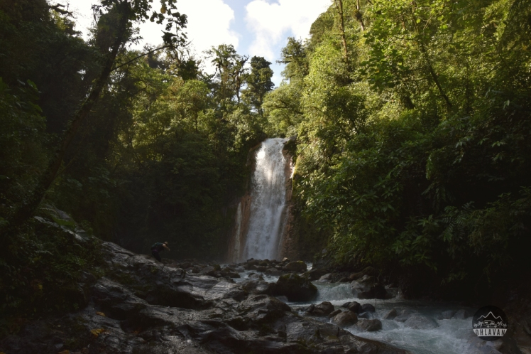 waterfall, river, water, cascada, Tesoro Escondido, nature, explore, adventure, Bajos del Toro, Costa Rica