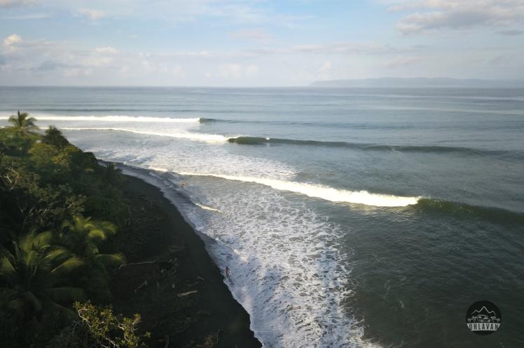 Ohlavan, Costa Rica, Pura Vida Mae, Pavones, surfing, drone, DJI, Mavic, adventure, roadtrip