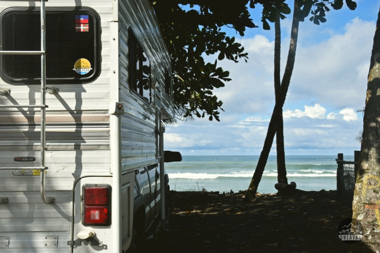 Ohlavan, Costa Rica, Pura Vida Mae, Punta Banco, surfing, adventure, roadtrip, campertruck