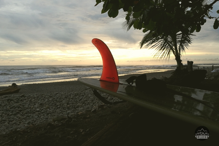 Ohlavan, Costa Rica, Pura Vida Mae, Dominical, surfing, adventure, roadtrip, campertruck