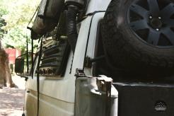 Nicaragua, Ohlavan, Playa Maderas, roadtrip, campertruck, van, Volkswagen, Syncro, overlander