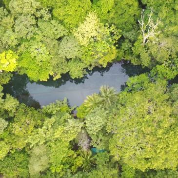 Ohlavan, Nicaragua, roadtrip, campertruck, Ojo de Agua, drone, DJI, Mavic