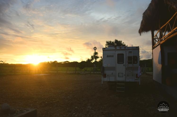 Ohlavan, roadtrip, truck camper, Central America, Nicaragua, Popoyo, Magnific Rock