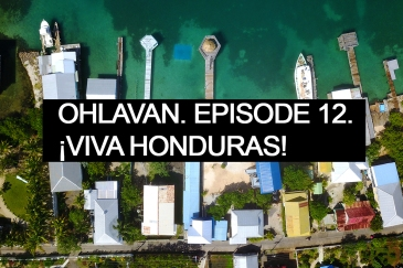 Ohlavan, roadtrip, adventure, overland, Panamerican Highway, Basque, Haitian, Panama to Alaska, youtube, Honduras