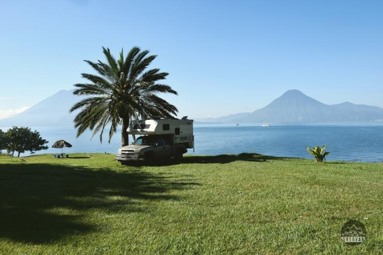 Ohlavan, roadtrip, truck camper, Guatemala, Lake Atitlan, Lago Atitlán