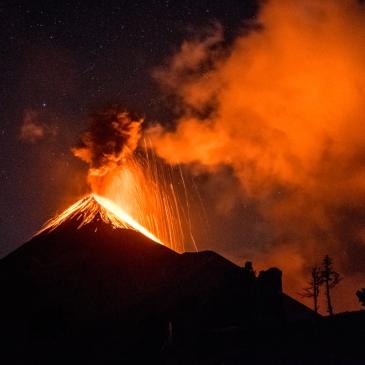 Ohlavan, roadtrip, truck camper, Guatemala, Antigua, Acatenango, Fuego, Agua, Volcán, Volcano, Aprode