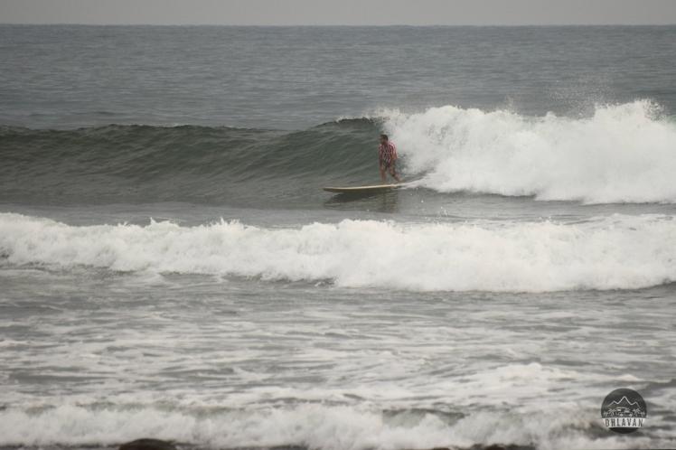 El Salvador, El Sunzal, surf, surfing, Ohlavan, truck camper, Central America, roadtrip