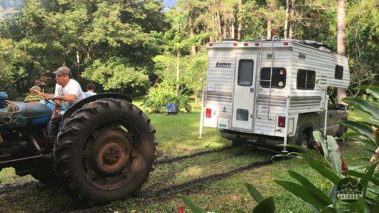 Ohlavan, roadtrip, truckcamper, adventure, Central America, Guatemala, Finca Ixobel, iOverlander