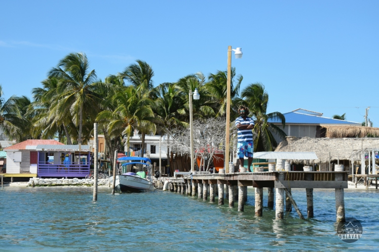 Ohlavan, Belize, Belice, Cay Caulker, Cayo, island, Caribbean, Caribe, Central America, Centroamérica, roadtrip, truck camper, adventure, Caveman