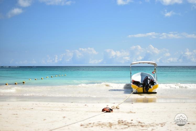 Ohlavan, truck camper, Tulúm, Central America, Centroamérica, trip, viaje, roadtrip, Yucatán, iOverlander, beach, playa