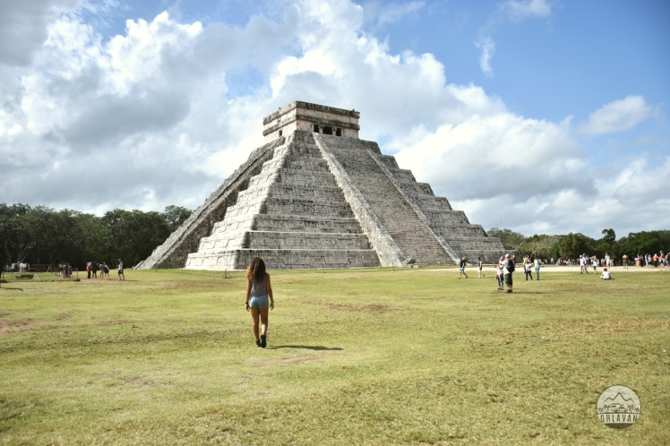 Ohlavan, roadtrip, truck camper, Central America, travel, vanlife, adventure, viajar, Centroamérica, México, Chichen Itzá, overlander, maya, ruin, pyramid