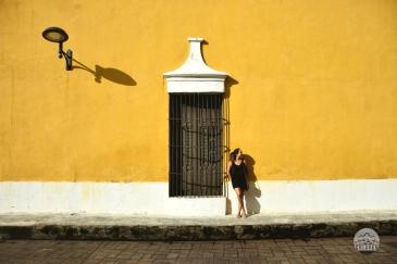 Ohlavan, roadtrip, truck camper, Central America, travel, vanlife, adventure, viajar, Centroamérica, México, Izamal, town, overlander
