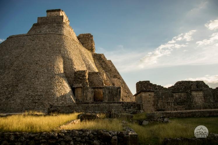 Ohlavan, roadtrip, truck camper, Central America, travel, vanlife, adventure, viajar, Centroamérica, México, Uxmal, mayan, ruins