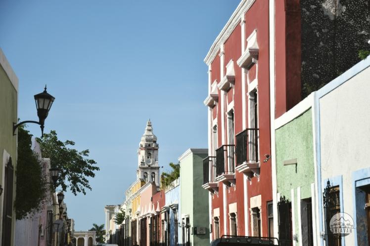 Ohlavan, roadtrip, truck camper, Central America, travel, vanlife, adventure, viajar, Centroamérica, México, Campeche