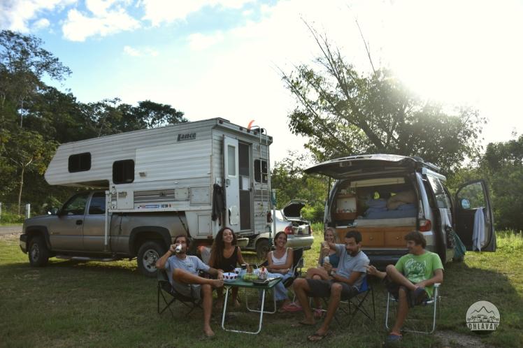 Ohlavan, roadtrip, truck camper, Central America, travel, vanlife, adventure, viajar, Centroamérica, México, Miguel Colorado, iOverlander