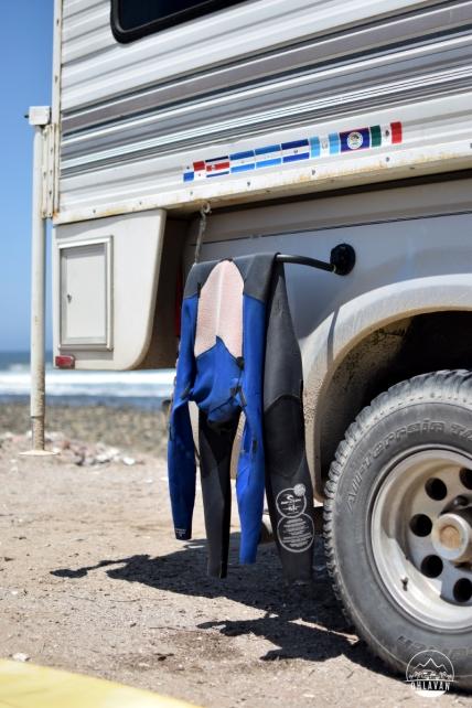 Godry, hanger, wetsuit, Ohlavan, collab