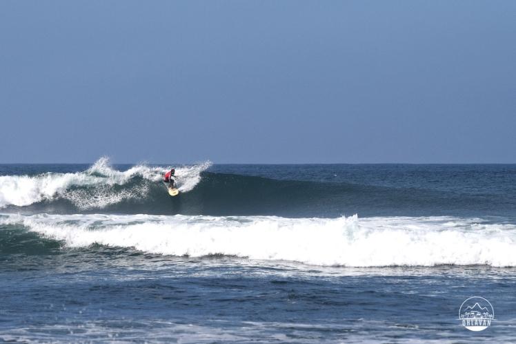 Barra de Nexpa, surfing, Michoacán, México, roadtrip, adventure, Ohlavan, overlanding