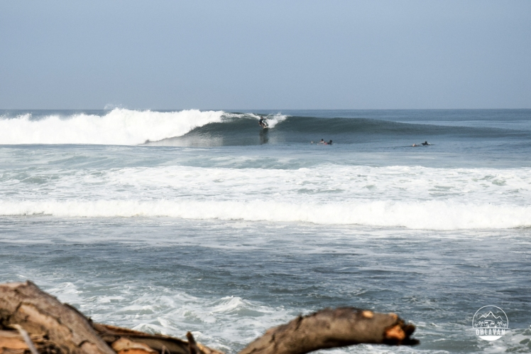 La Ticla, surfing, Michoacán, México, roadtrip, adventure, Ohlavan, overlanding