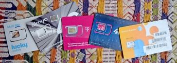 Ohlavan, Basque, Haitian, overland, overlanding, couple, telefonía, Centroamérica, compañía teléfono