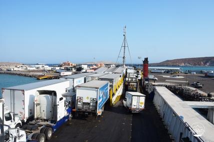 Cómo cruzar a Baja California, ferry, TMC, Baja Ferries, Topolobampo, La Paz, Mazatlán, Baja California Sur, overland, guide, iOverlander, How to cross to Baja California