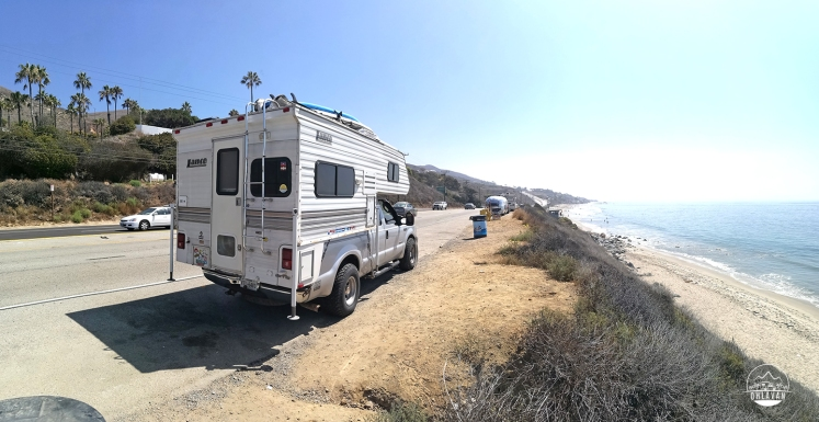 Ohlavan, truckcamper, roadtrip, Panamerican Highway, Panama to Alaska, Basque, Haitian, overland, adventure, USA, California, Malibu, surfing, longboard