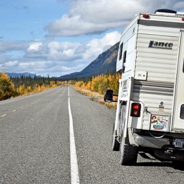 Ohlavan, truckcamper, roadtrip, Panamerican Highway, Panama to Alaska, Basque, Haitian, overland, adventure, Canada, Yukon, Alaska Highway