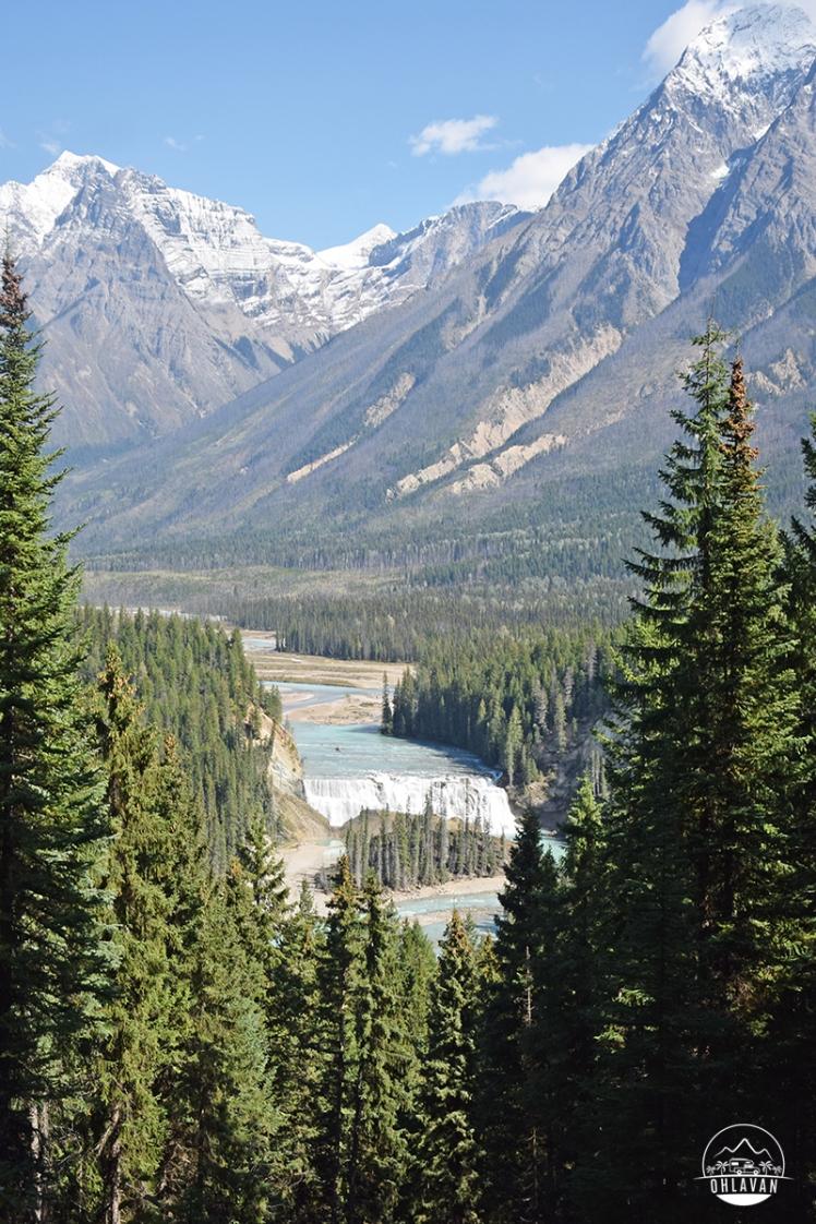 Ohlavan, truckcamper, roadtrip, Panamerican Highway, Panama to Alaska, Basque, Haitian, overland, adventure, Canada, British Columbia, Yoho National Park, The Rockies