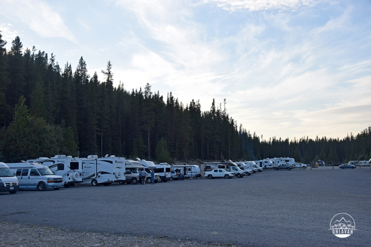 Ohlavan, truckcamper, roadtrip, Panamerican Highway, Panama to Alaska, Basque, Haitian, overland, adventure, Canada, Alberta, The Rockies, Banff