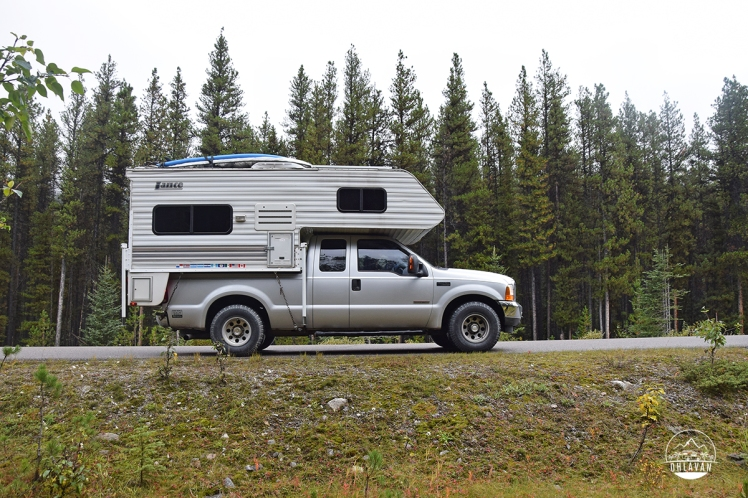 Ohlavan, truckcamper, roadtrip, Panamerican Highway, Panama to Alaska, Basque, Haitian, overland, adventure, Canada, Alberta, The Rockies