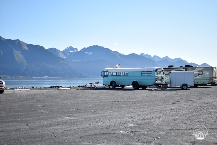 Ohlavan, truckcamper, roadtrip, Panamerican Highway, Panama to Alaska, Basque, Haitian, overland, adventure, Alaska Highway, Alaska, 49th state, Kenai Peninsula, Seward
